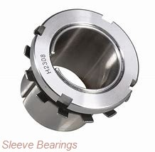 ISOSTATIC AA-226-2 Sleeve Bearings
