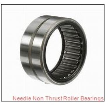 0.472 Inch | 12 Millimeter x 0.709 Inch | 18 Millimeter x 0.63 Inch | 16 Millimeter  INA HK1216-2RS-AS1  Needle Non Thrust Roller Bearings