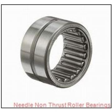 0.984 Inch | 25 Millimeter x 1.26 Inch | 32 Millimeter x 0.709 Inch | 18 Millimeter  INA HK2518-RS-AS1  Needle Non Thrust Roller Bearings