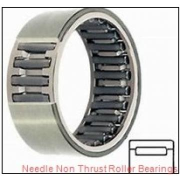 0.394 Inch | 10 Millimeter x 0.551 Inch | 14 Millimeter x 0.472 Inch | 12 Millimeter  INA BK1012-RS-FPM  Needle Non Thrust Roller Bearings