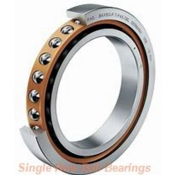 EBC 6213 ZZ  Single Row Ball Bearings