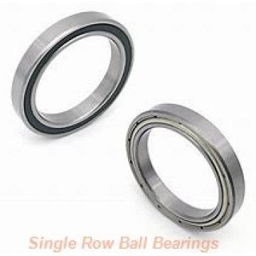 EBC 1620 ZZ  Single Row Ball Bearings